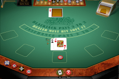 vegas single deck blackjack gold series microgaming online